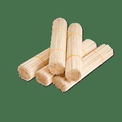 Holzspieße